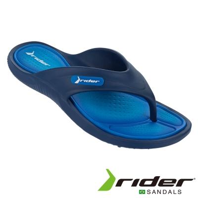 Rider 巴西 男 CAPE IX AD 時尚機能夾腳拖 (海軍藍)