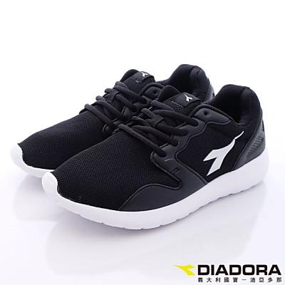 DIADORA-簡約風記憶鞋墊E楦跑鞋款-WCTH370(偏小)