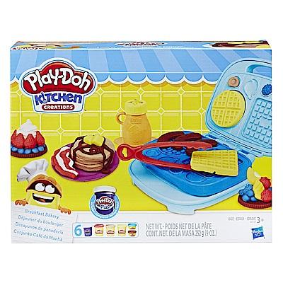 PlayDoh培樂多-鬆餅早餐組