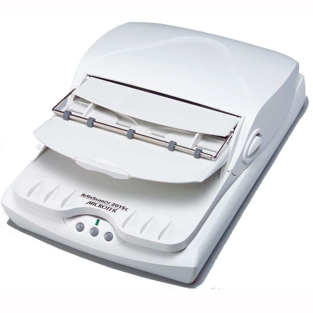 Microtek ArtixScan DI 2015c 雙平台文件掃描器