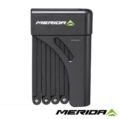 《MERIDA》美利達 2134002435 輕便型鑰匙摺疊車鎖