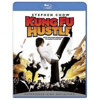 功夫 Kung Fu Hustle 藍光 BD