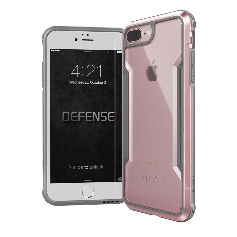 DEFENSE 刀鋒極盾II iPhone 7/ i8 Plus 耐撞擊手機殼(玫瑰金)