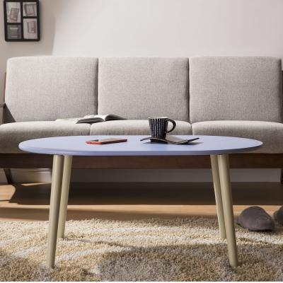 日本直人木業- tiffany美學生活茶几--90x60x42cm-DIY四腳簡單組裝