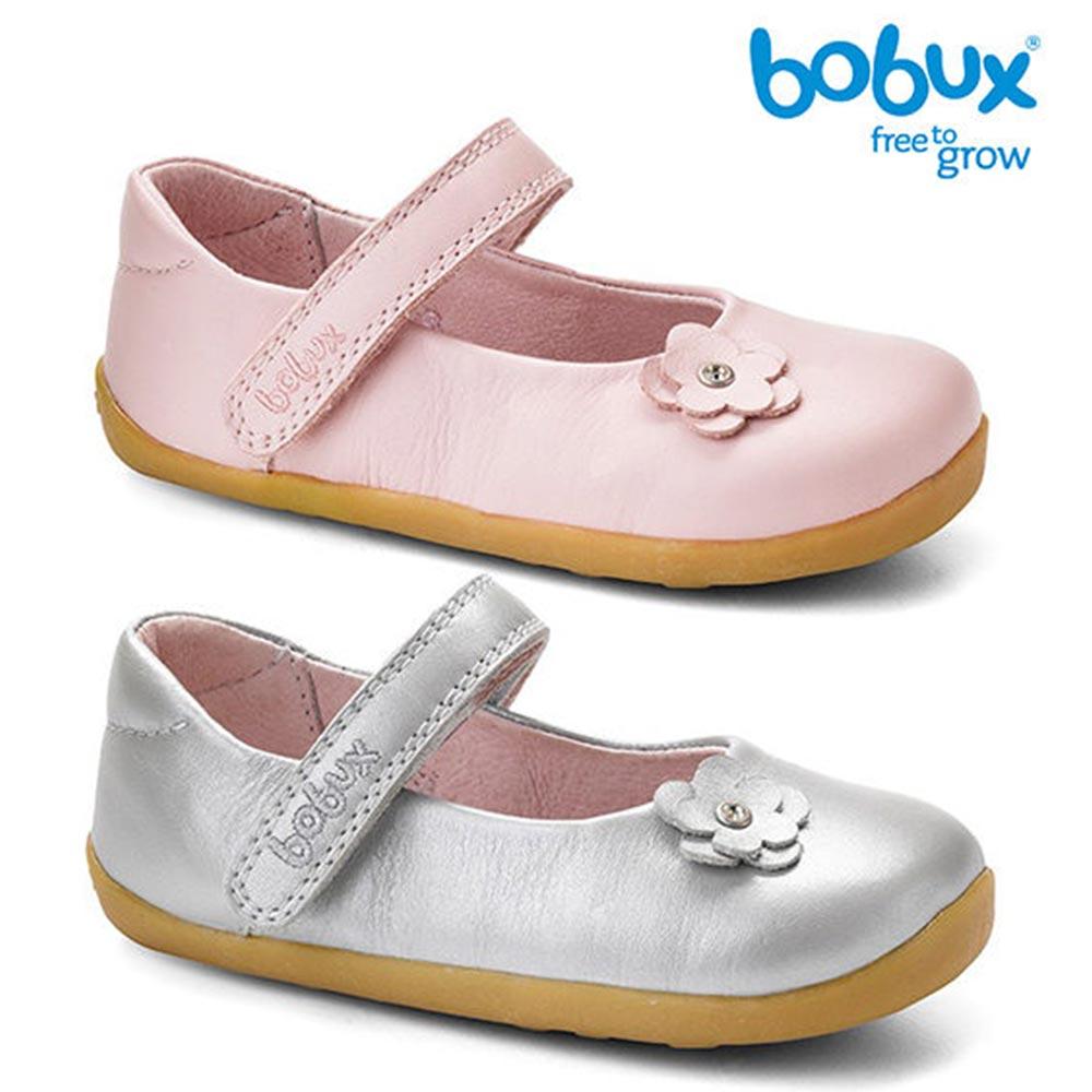 Bobux 紐西蘭 Step up 童鞋學步鞋 可愛小花鞋款