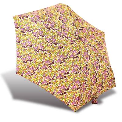 RAINSTORY粉彩小碎花抗UV輕細口紅傘