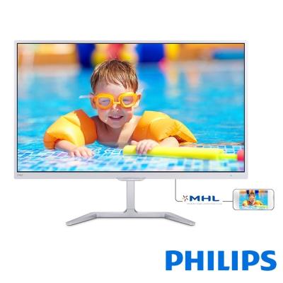 Philips 246E7QDSW(白)  24型寬(16:9)電腦螢幕