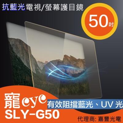 寵eye 50吋 抗藍光螢幕護目鏡 (SLY-G50)