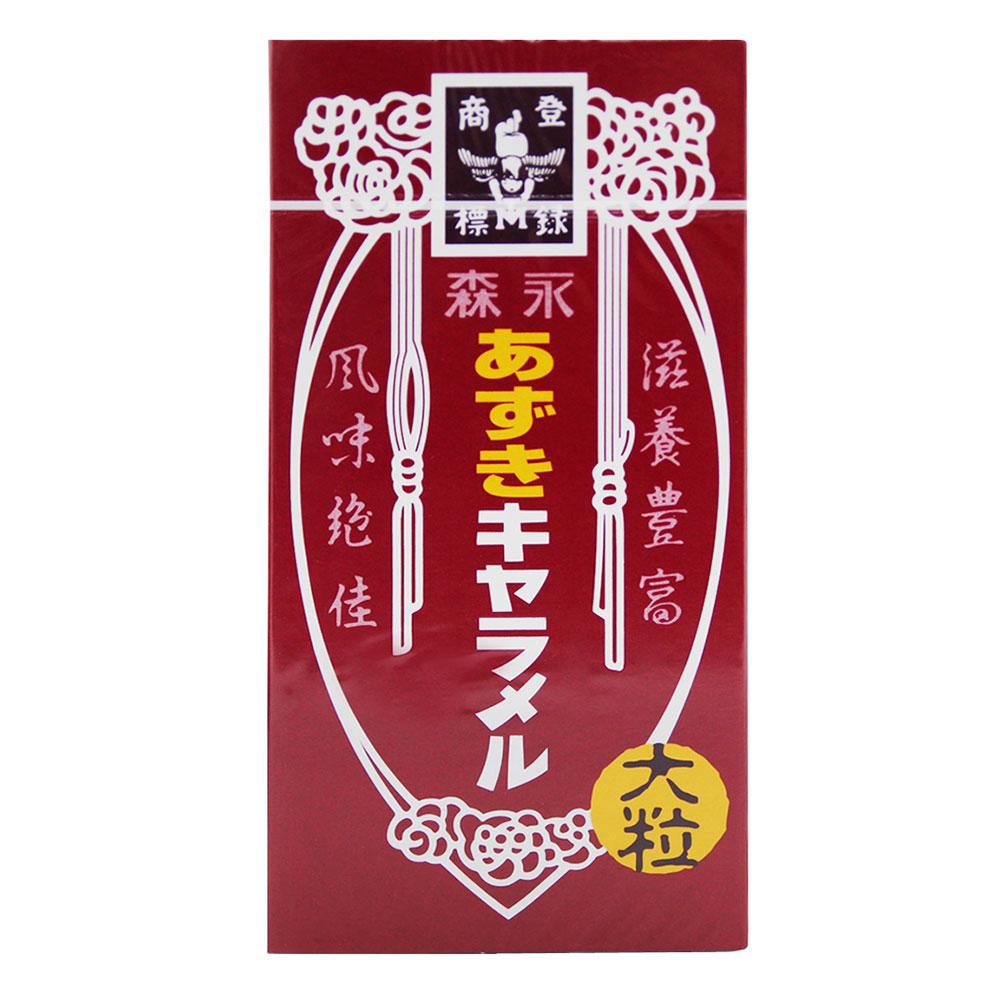 森永製果 大粒牛奶糖-紅豆(149g)