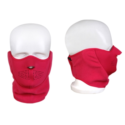 PUSH!自行車用品 防風型自行車圍脖護臉雙用面罩多色可選