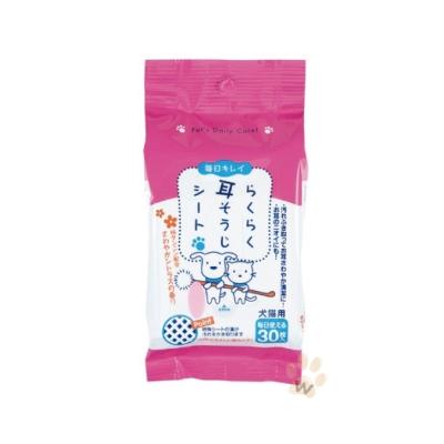SuperCat超級貓 CS02輕鬆潔耳紙巾30抽 1入