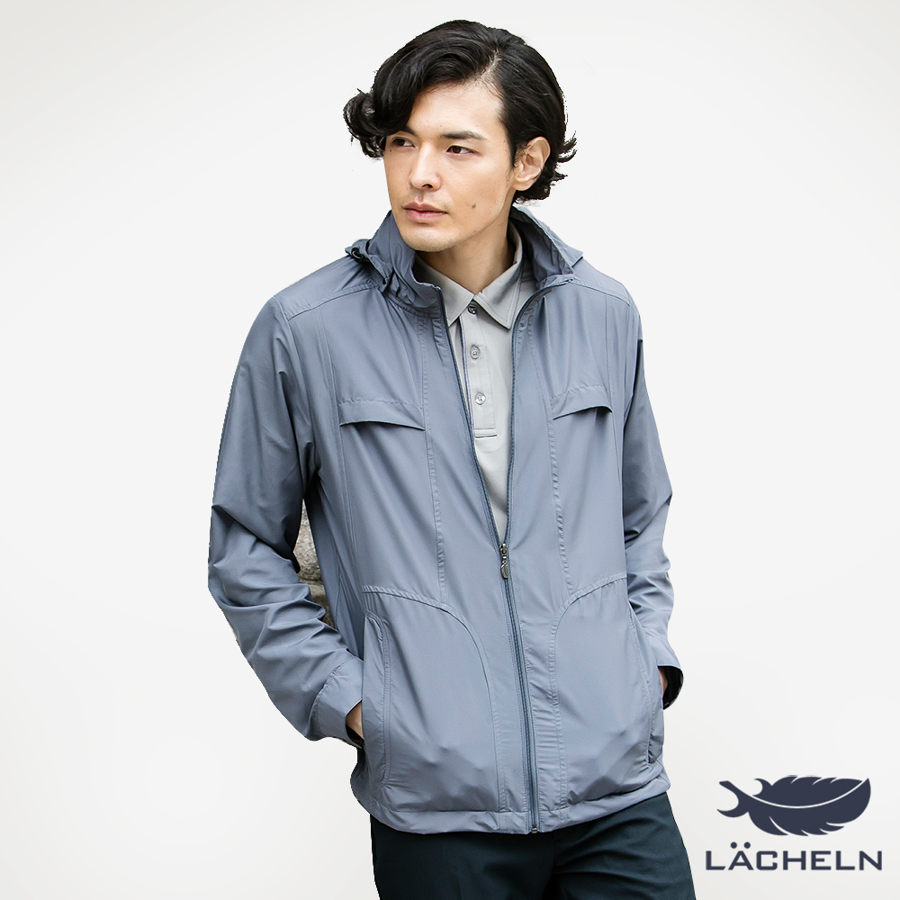 【LACHELN】COOLMAX透氣防曬外套(L71M505)