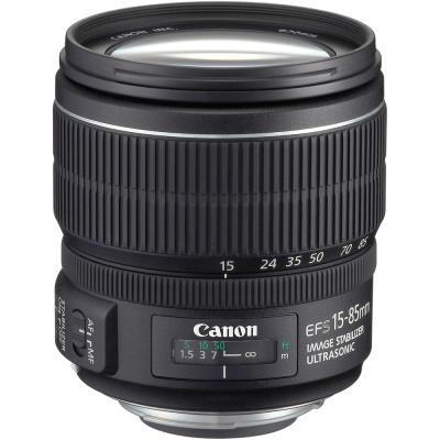 Canon EF-S 15-85mm F3.5-5.6 IS USM。公司貨