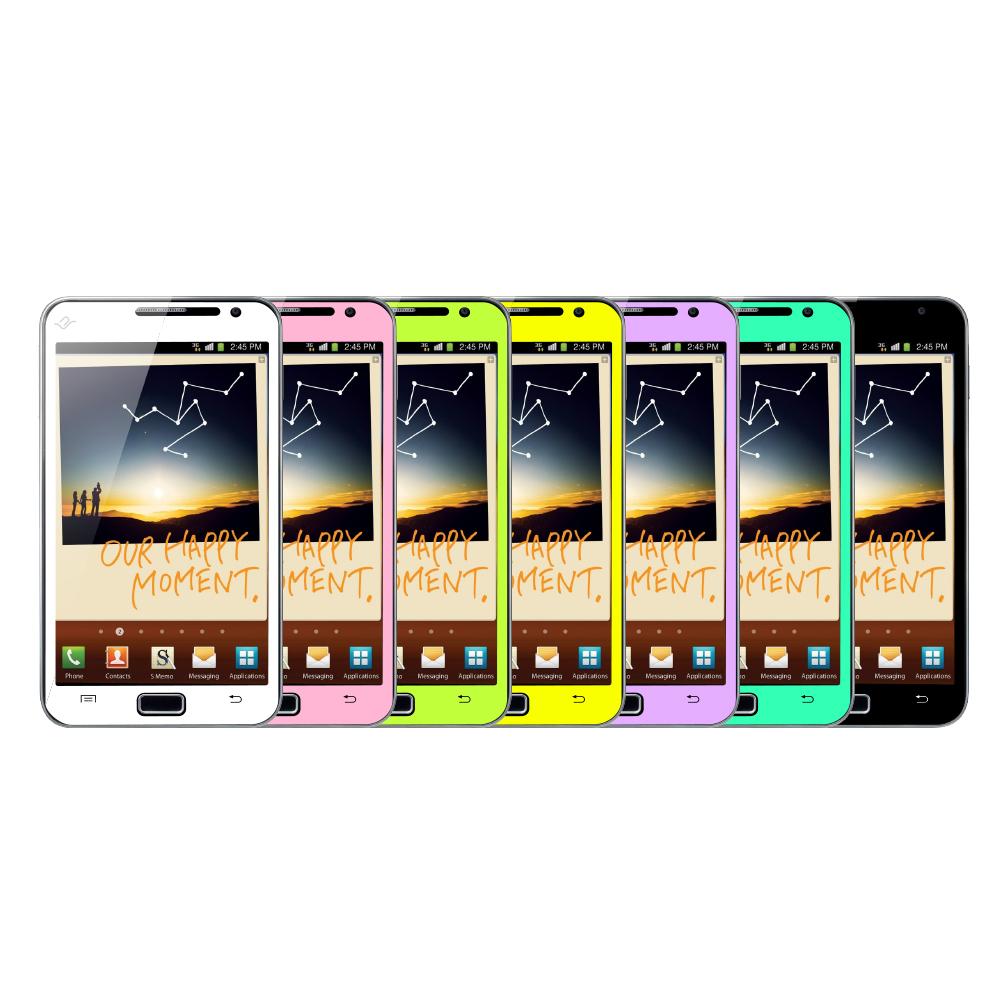 Take91 Supreme Color Galaxy Note 晶彩保護貼