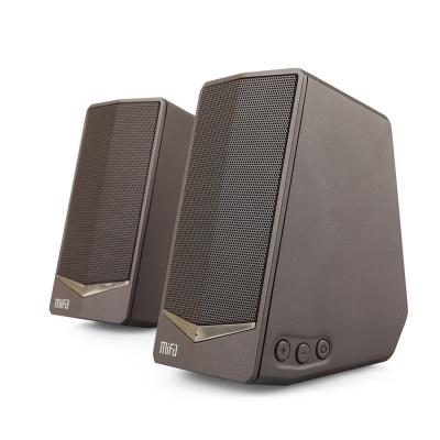 MiFa X5 桌上型質感Hi-Fi喇叭(灰黑)