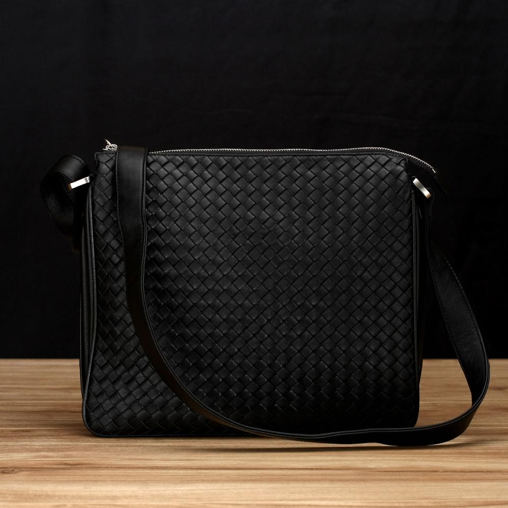 STORY 皮套王 - 羊皮編織側背包 Style 6239 訂做賣場