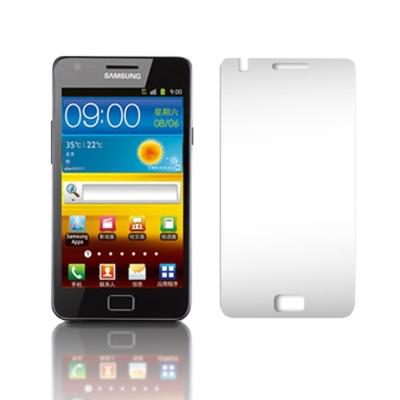 魔力 Samsung Galaxy S2 i9100 高透光抗刮螢幕保護貼