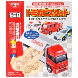 日清Cisco TOMICA汽車餅乾(55g)