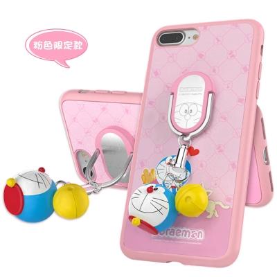 iStyle iPhone7/8 plus 5.5 哆啦A夢限量粉色手機殼