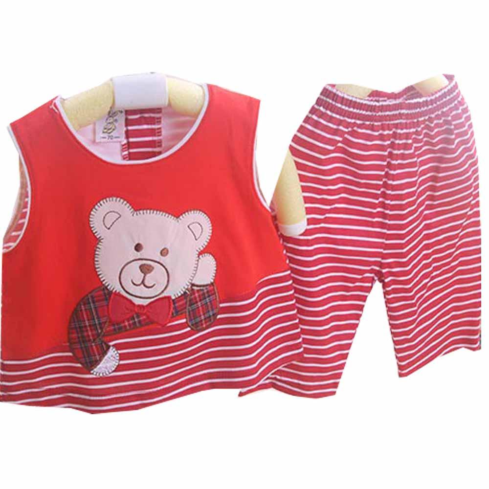 魔法Baby台灣製寶寶背心套裝 k41408
