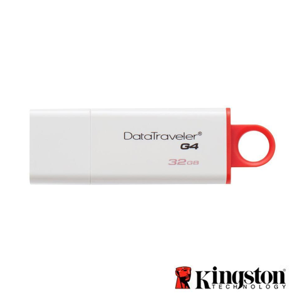 Kingston 金士頓 32GB DataTraveler G4 3.0隨身碟DTIG4