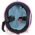 omax台製透氣雙層內裡安全帽內襯套-6入(隨機出貨)