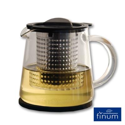 【Finum】玻璃泡茶控制壺400ml