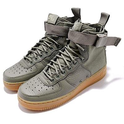 Nike 休閒鞋 SF AF1 Mid 復古 女鞋