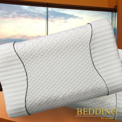 BEDDING  立體表布人體工學太空記憶枕 一入