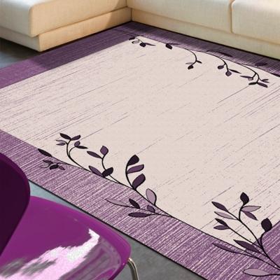 范登伯格 - 情語 典藏絲質地毯-紫藤 (小款-100x140cm)