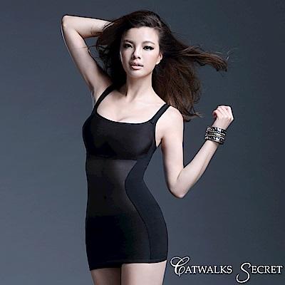 凱渥 名模最愛 纖腰塑身洋裝(IECS1022黑色)