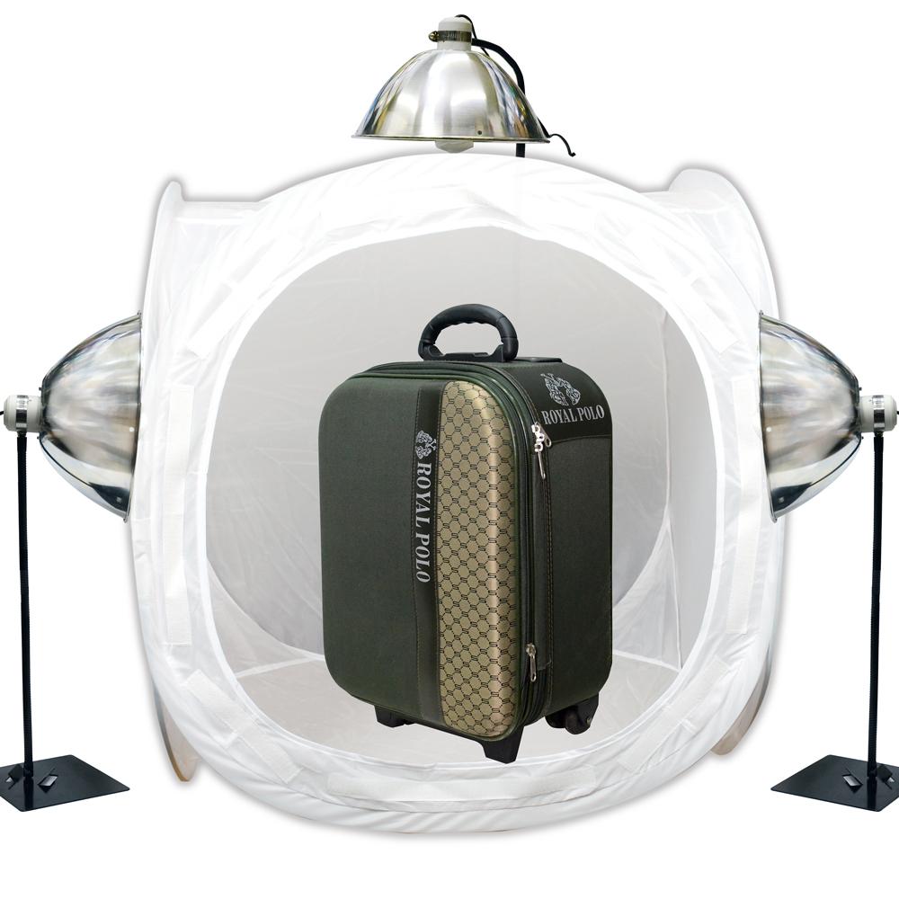 Piyet 80公分棚加三燈組(750W)