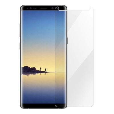 Metal-Slim Samsung Galaxy Note 8  9H鋼化玻璃...