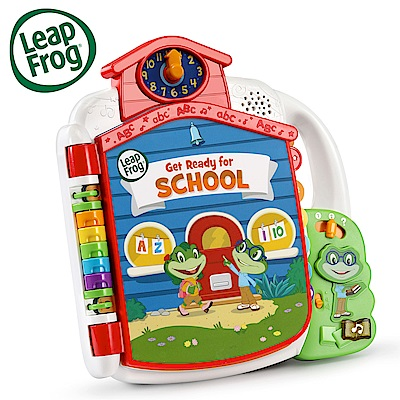 LeapFrog 美國跳跳蛙 泰德神奇音樂書 / 兒童學習玩具 (適合2歲以上)