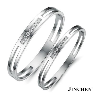 JINCHEN-閃耀光芒-情侶手環