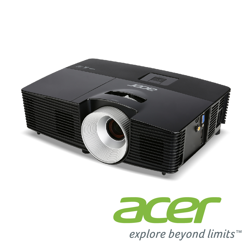 Acer 3000流明SVGA高亮度防塵投影機 (X113PH)