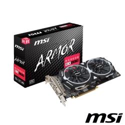 MSI微星 RADEON RX 580 ARMOR 8G OC 顯示卡