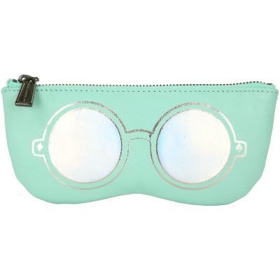 Rebecca Minkoff Mirrored Sunnies 眼鏡造型萬用包(薄荷綠)