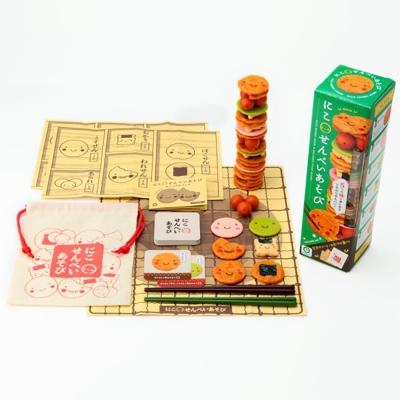 日本 EyeUp 仙貝疊疊樂