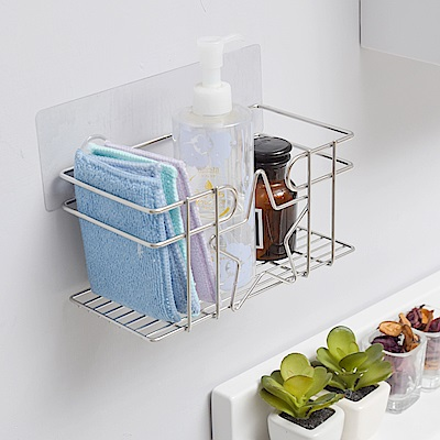 樂貼工坊 瓶罐架/乳液架/微透貼面(2入組)-20x10x9.5