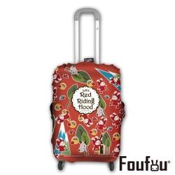 Foufou 繽紛行李箱套v.3(2款) -S