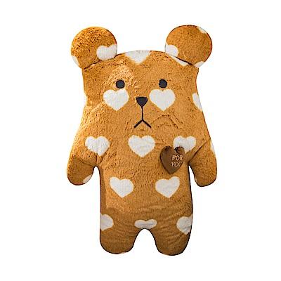 CRAFTHOLIC 宇宙人 愛情獵人熊寶貝枕