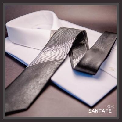 SANTAFE 韓國進口中窄版7公分流行領帶 (KT-188-1601003)