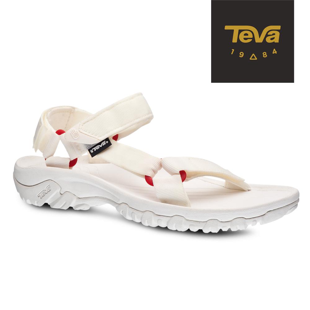 TEVA 美國-男 Hurricane XLT 機能運動涼鞋 (白)