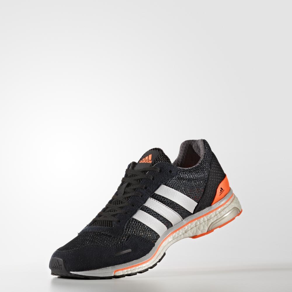 adidas adizero Adios跑鞋男CG3042