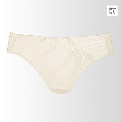 蕾黛絲-雙鋼圈靠過來M-EL低腰內褲(奶油黃)