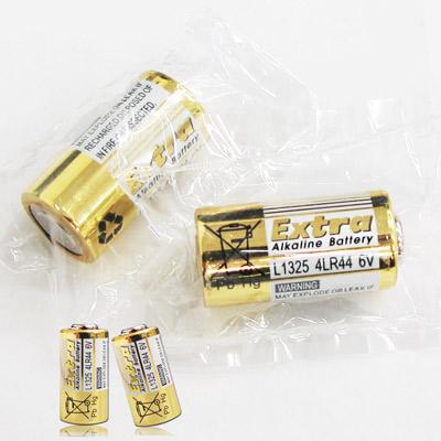 LR 鹼性電池4LR44 6V 電池(4顆入)