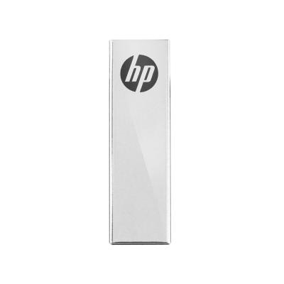 HP-32GB-USB2-0-領帶夾亮面金屬隨身碟