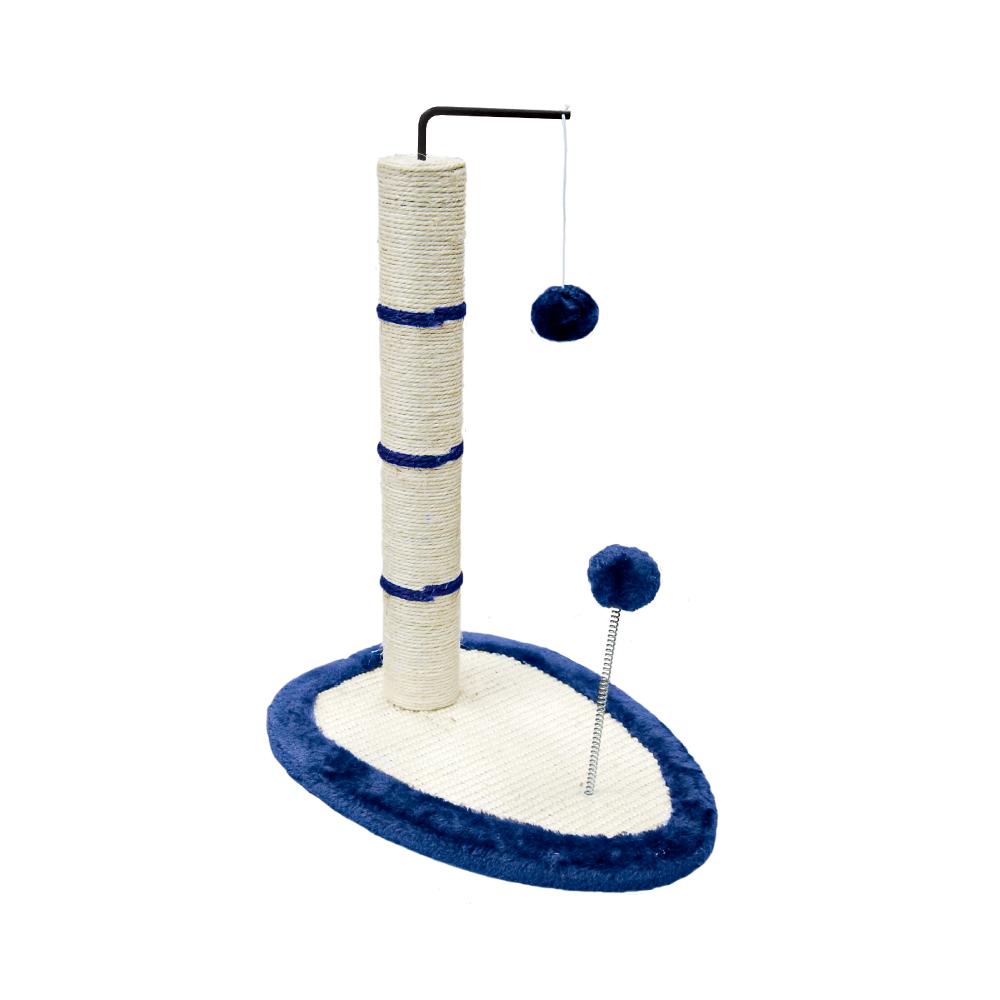 派斯威特-跳台世家貓跳台 新款旋轉遊戲台貓抓柱(兩色可選)