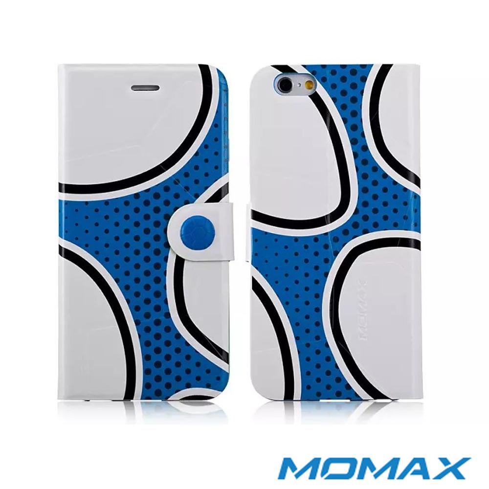 Momax 摩米士 iPhone 6 (4.7吋)運動系列保護皮套(足球款)